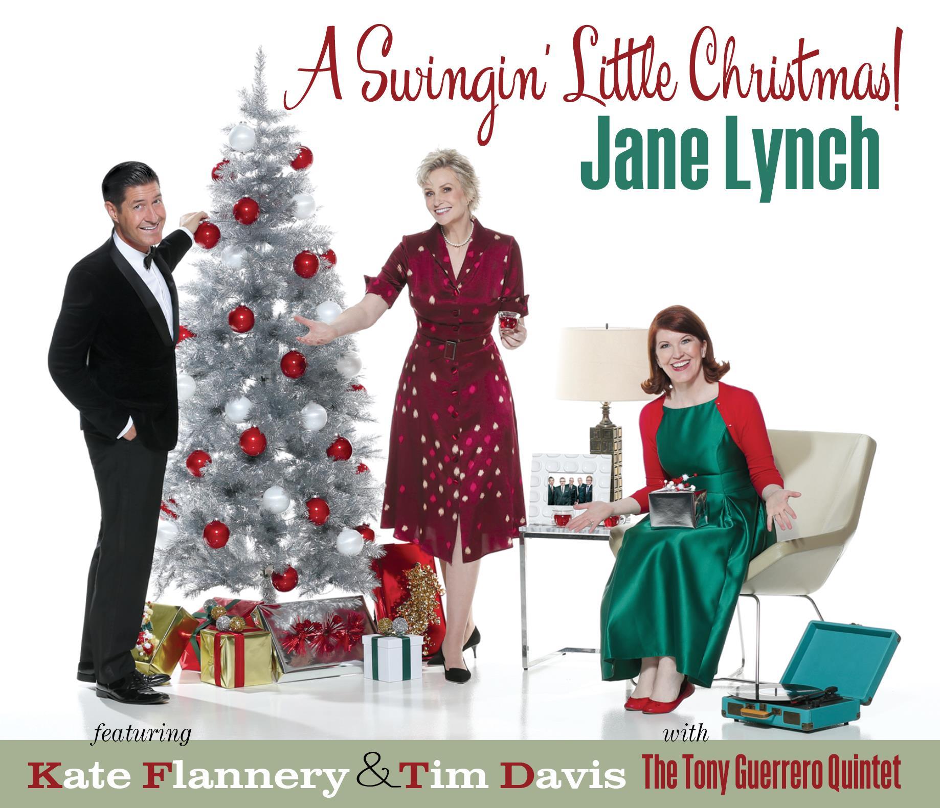 Jane Lynch's A Swingin' Little Christmas!