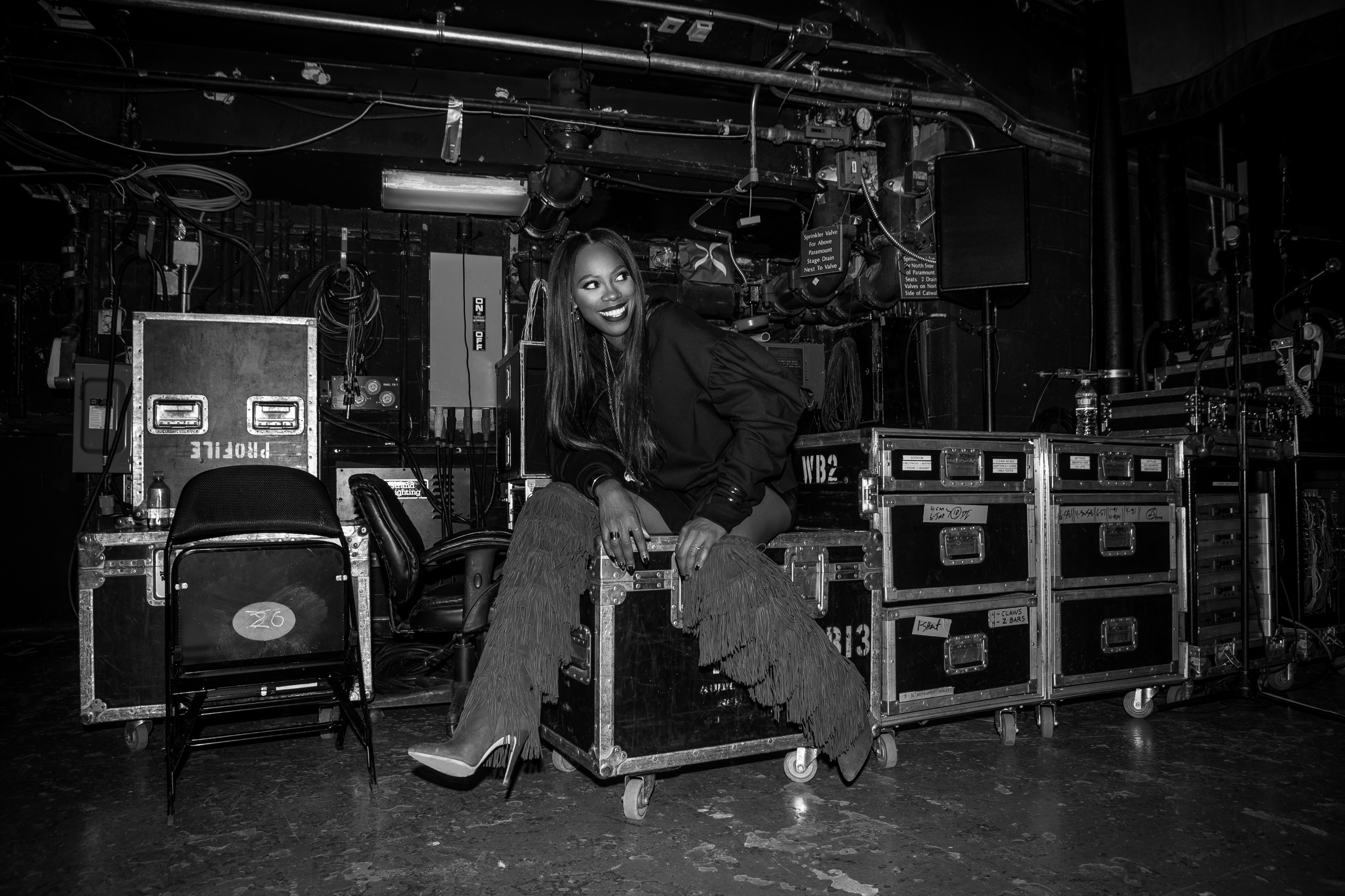 YVONNE ORJI: The Lagos to Laurel Tour - Late Show
