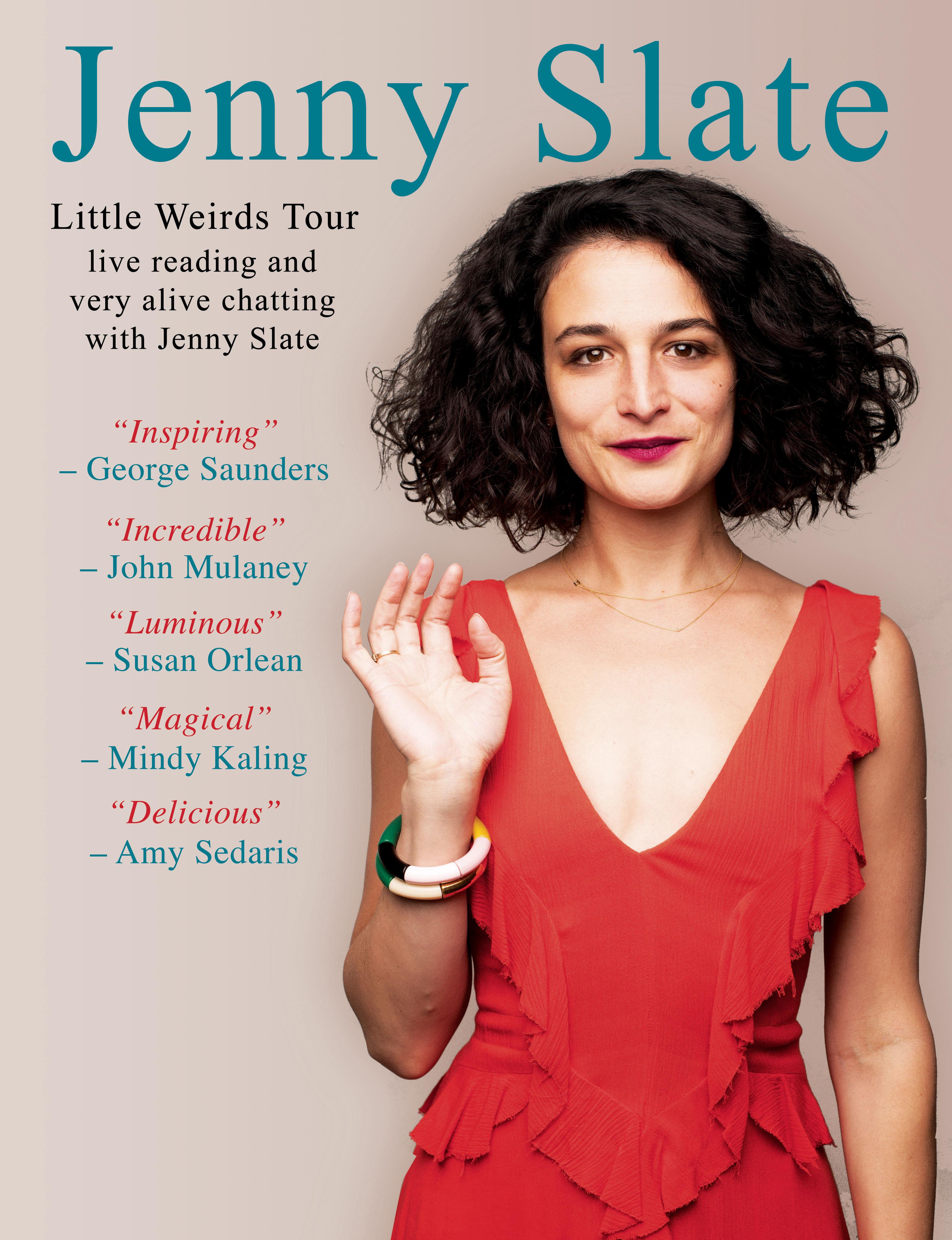 Jenny Slate: Little Weirds Tour