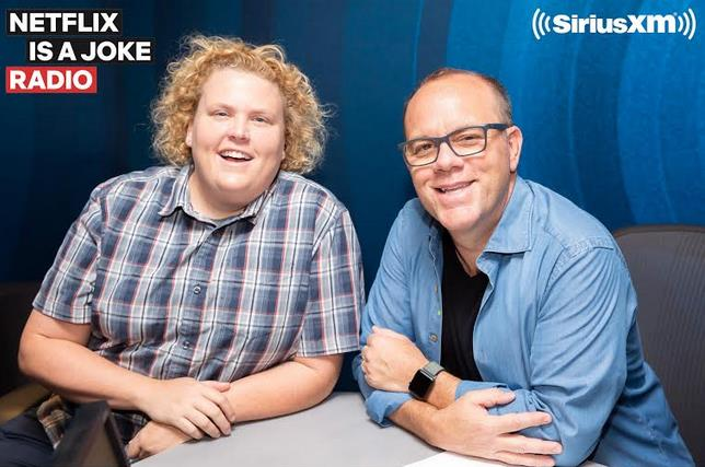 Tom Papa and Fortune Feimster -  What A Joke