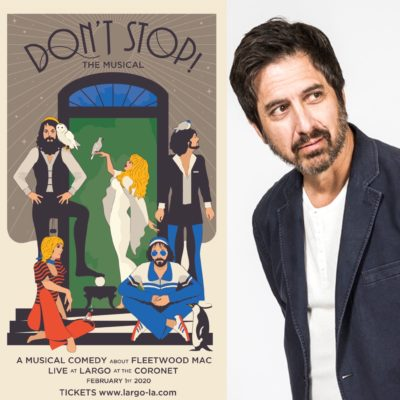 Don't Stop! The Musical w/ special guest Ray Romano