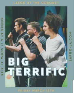 Big Terrific (Jenny Slate