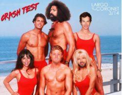 Rob Huebel & Paul Scheer present CRASH TEST