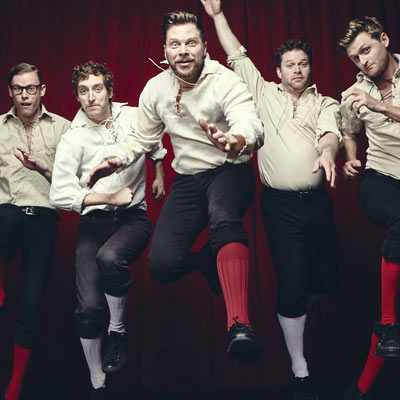 THE IMPROVISED SHAKESPEARE COMPANY (Early Show)