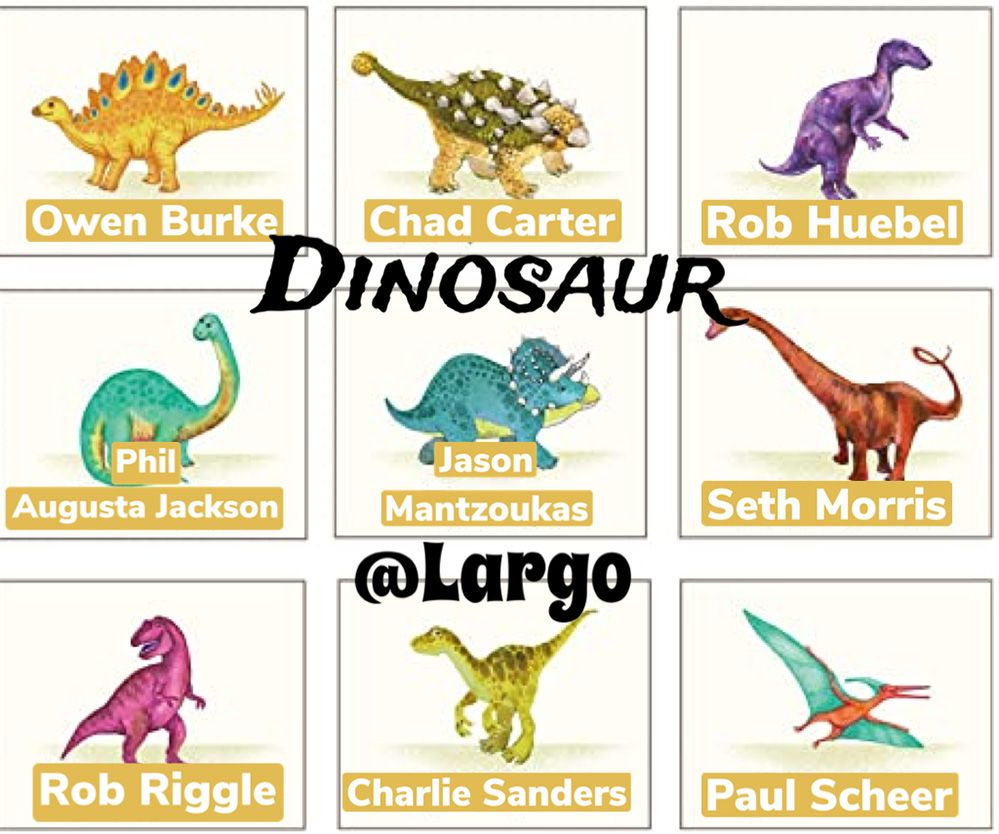 Dinosaur Improv w/ Paul Scheer and Very Special Guests