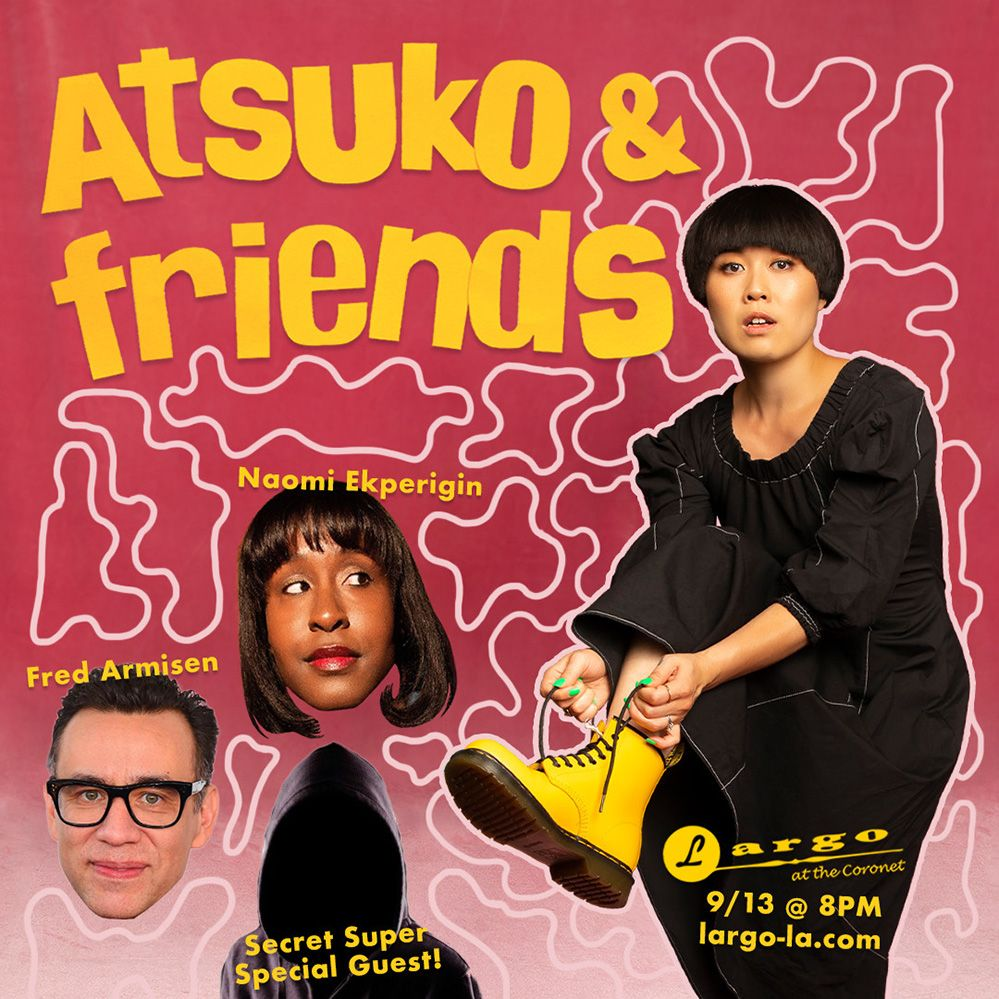 Atsuko & Friends