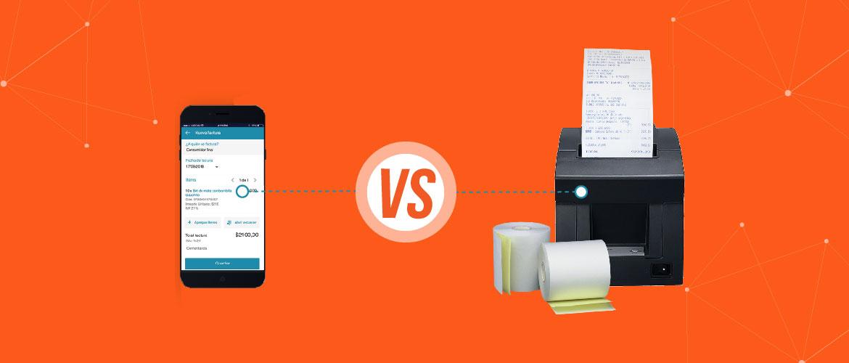 Una App que reemplaza al controlador fiscal