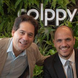 Juan Onetto y Mariano Rizzi, fundadores de Colppy