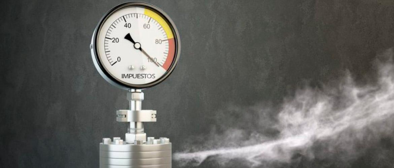 Presión tributaria sobre las pymes