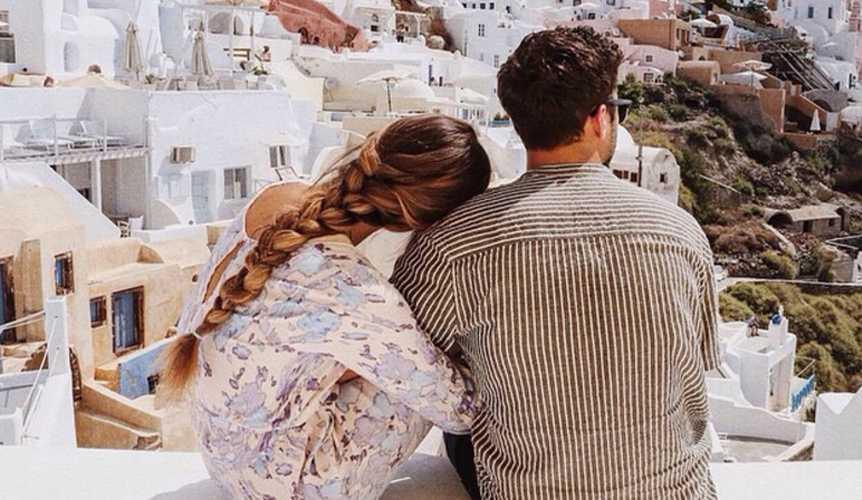 Como desfrutar a primeira viagem juntos