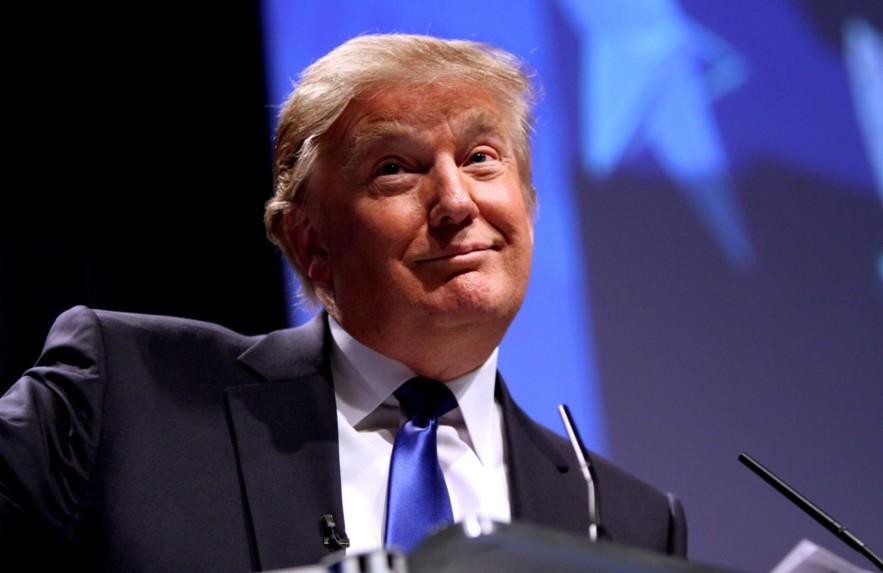 Donald Trump, o Sugar Daddy mais poderoso do mundo (e presidente dos EUA)