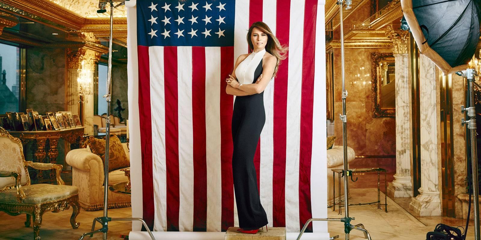 Conheça Melania, Sugar Baby e nova primeira-dama dos EUA