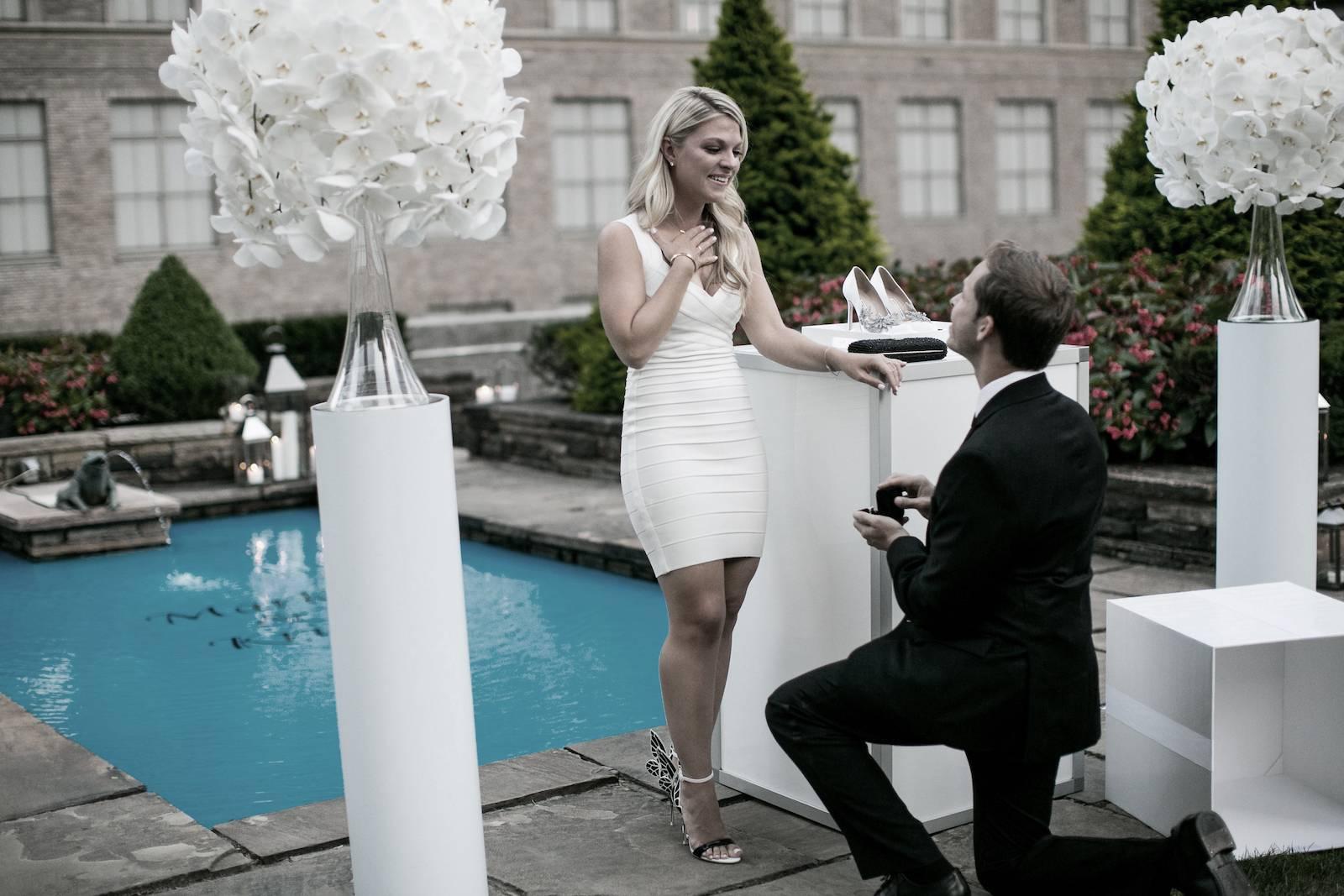 5 pedidos de casamentos criativos
