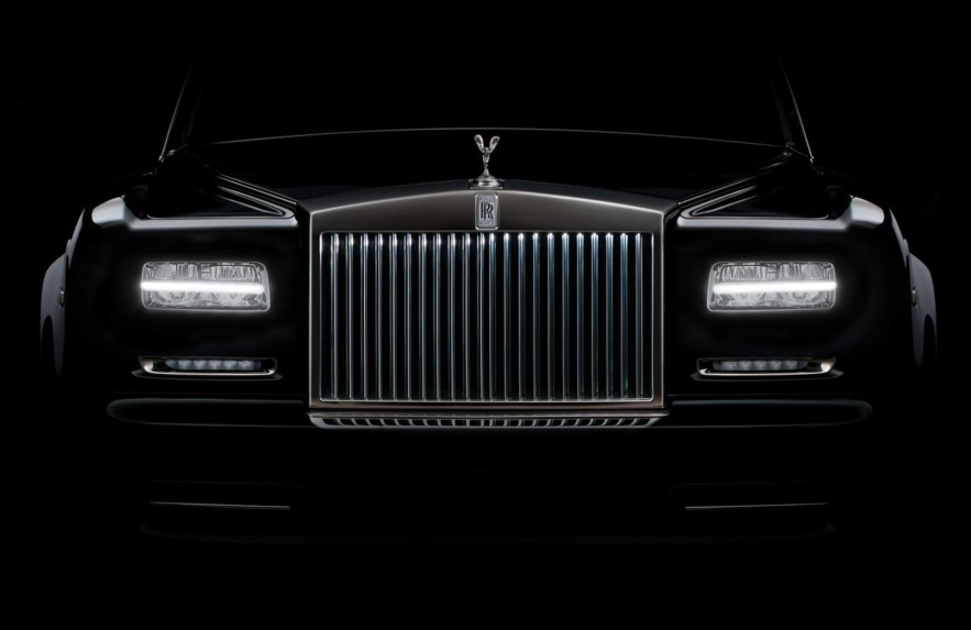 Série Grandes Marcas: Rolls Royce