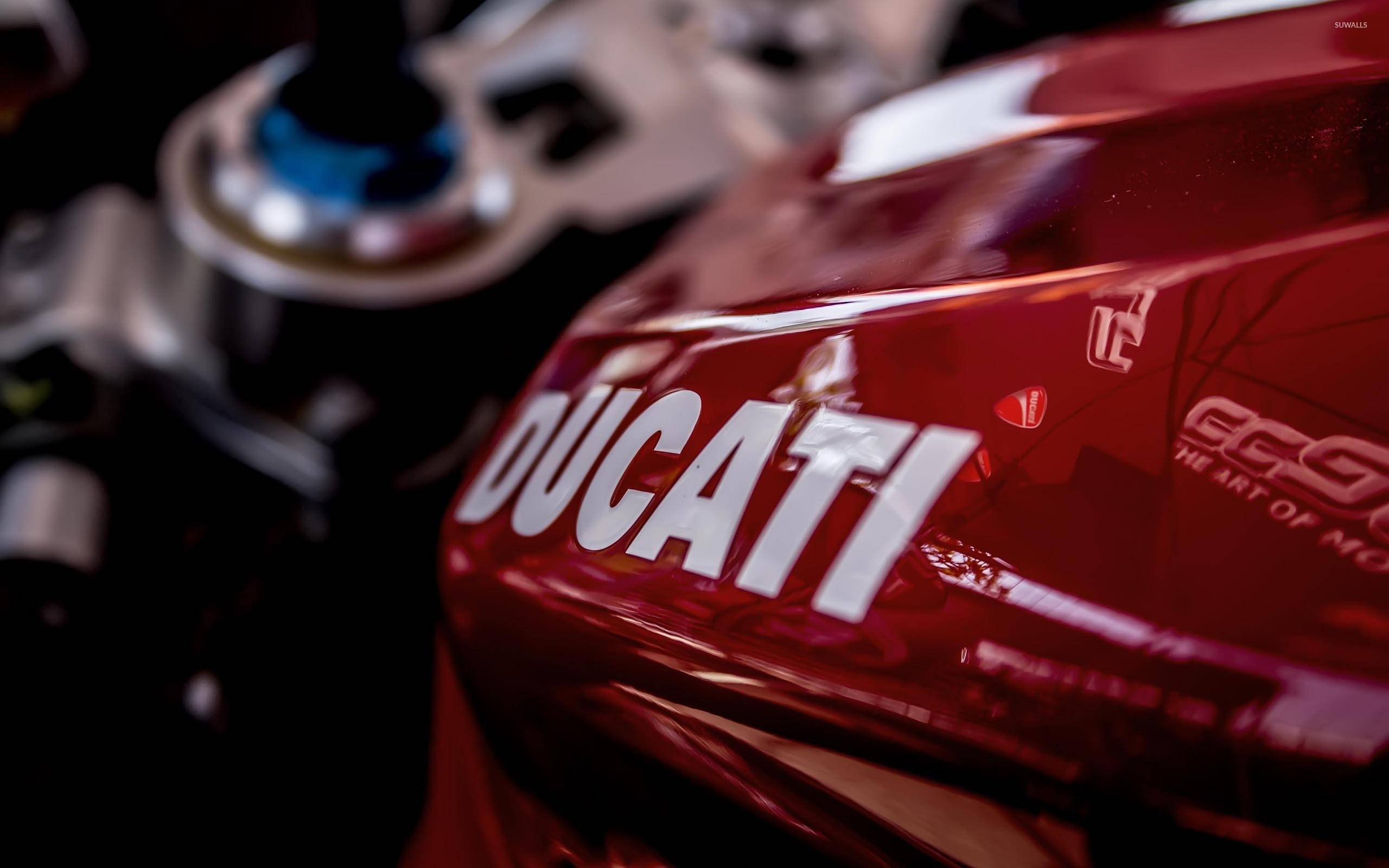 Série Grandes Marcas: Ducati