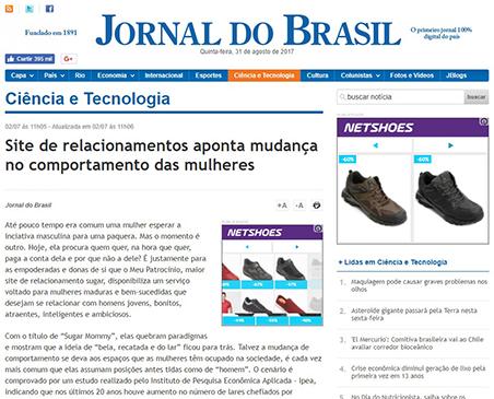 Jornal do Brasil – Estudo mostra como as mulheres estão virando o jogo