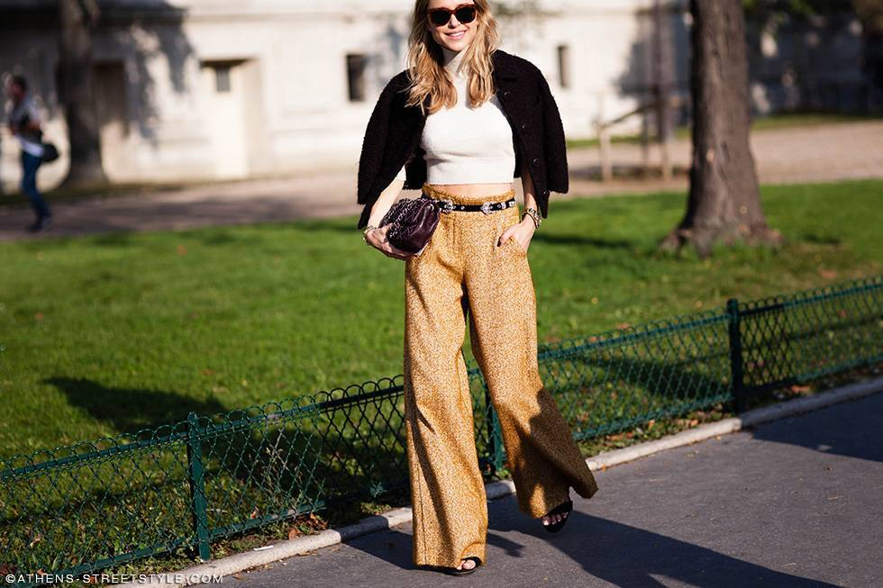 Sugar Baby elegante usa pantalona