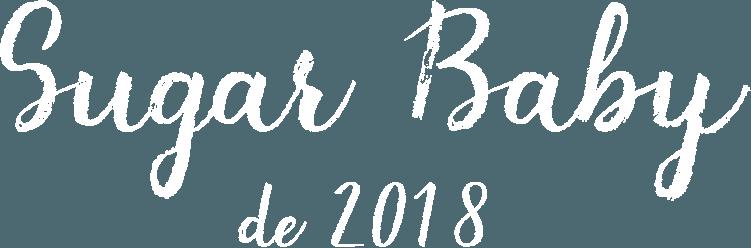 Sugar Baby Calendário 2018