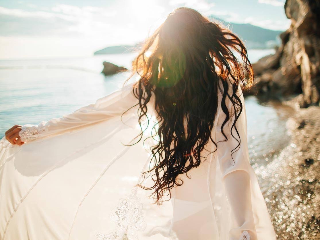 Segredos de Beleza para os cabelos na praia