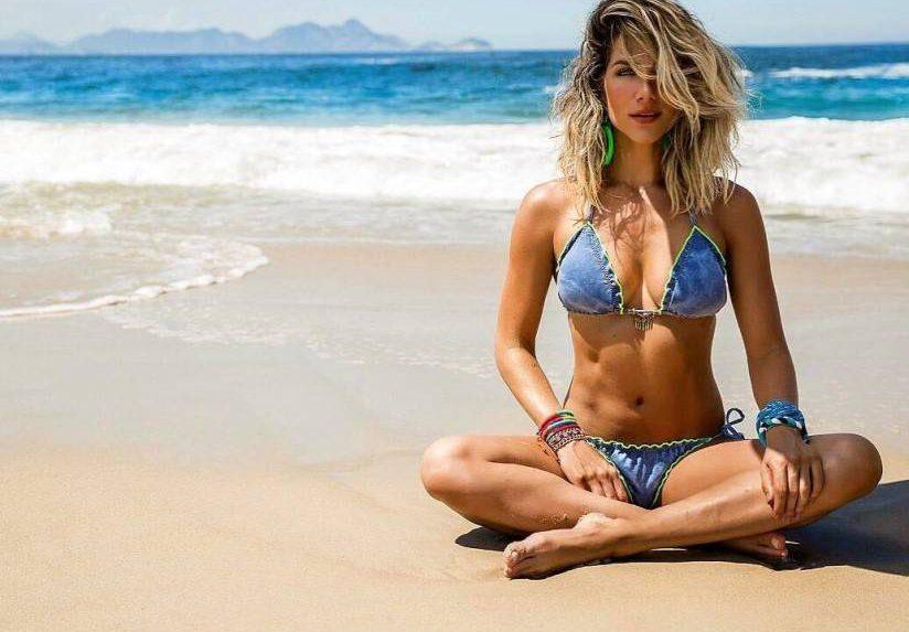 Estilo Sugar: Inspire-se na Moda Praia de Giovanna Ewbank