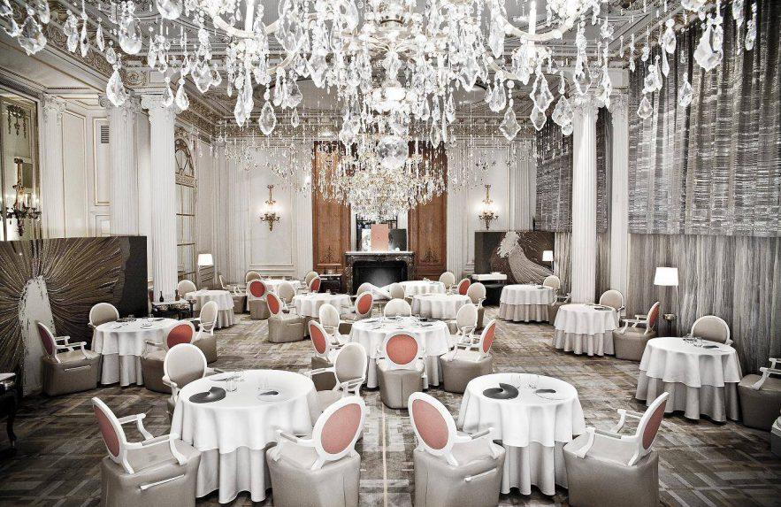 Restaurantes com 3 estrelas Michelin em Paris