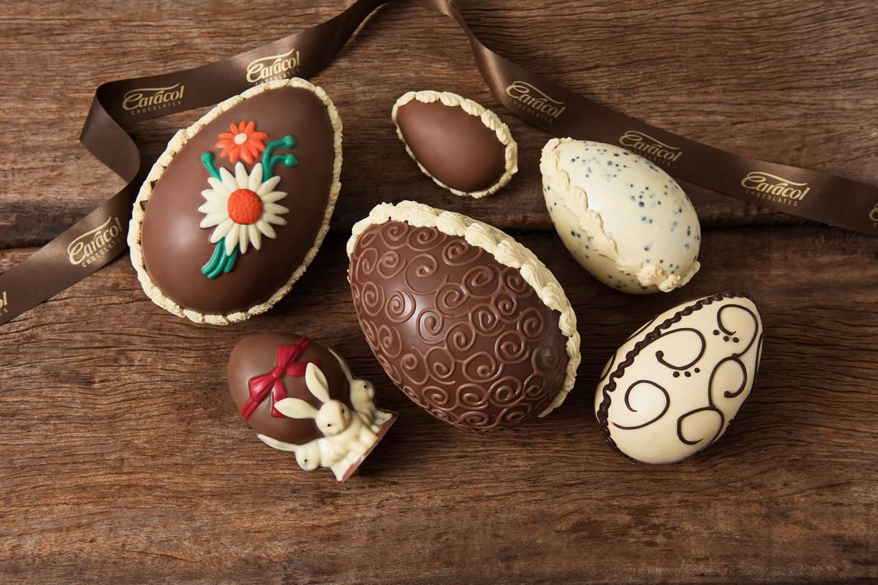Chocolates Sofisticados para presentear sua Sugar Baby na Páscoa