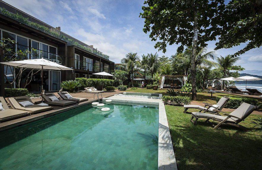 Destinos brasileiros de luxo para o próximo feriado