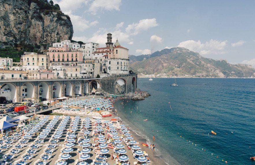Viagem Sugar: Itália