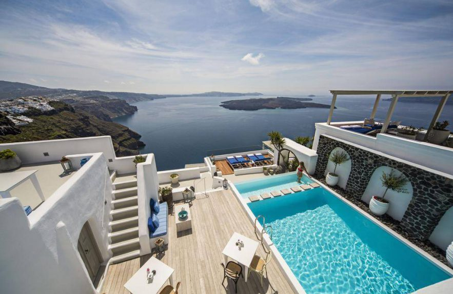 Hotéis de luxo e suas piscinas imperdíveis