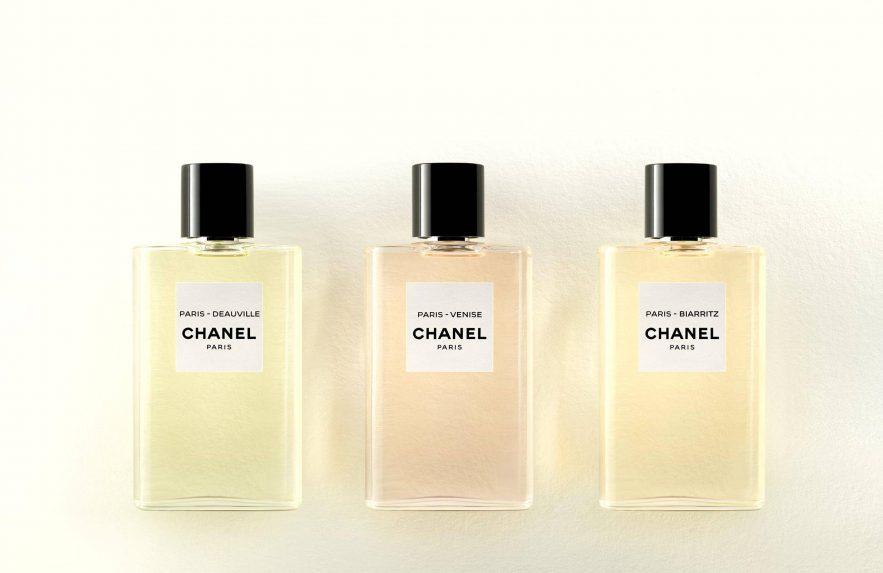 Conheça as três novas fragrâncias da Chanel