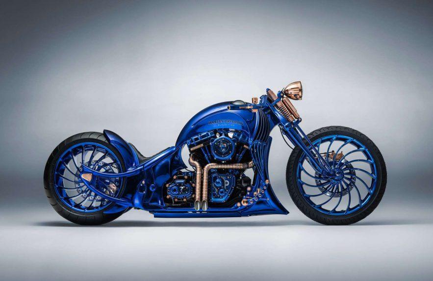Você sabe qual é a moto mais cara do mundo?