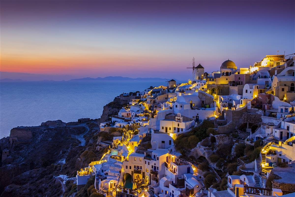 Viagem Sugar: Grécia