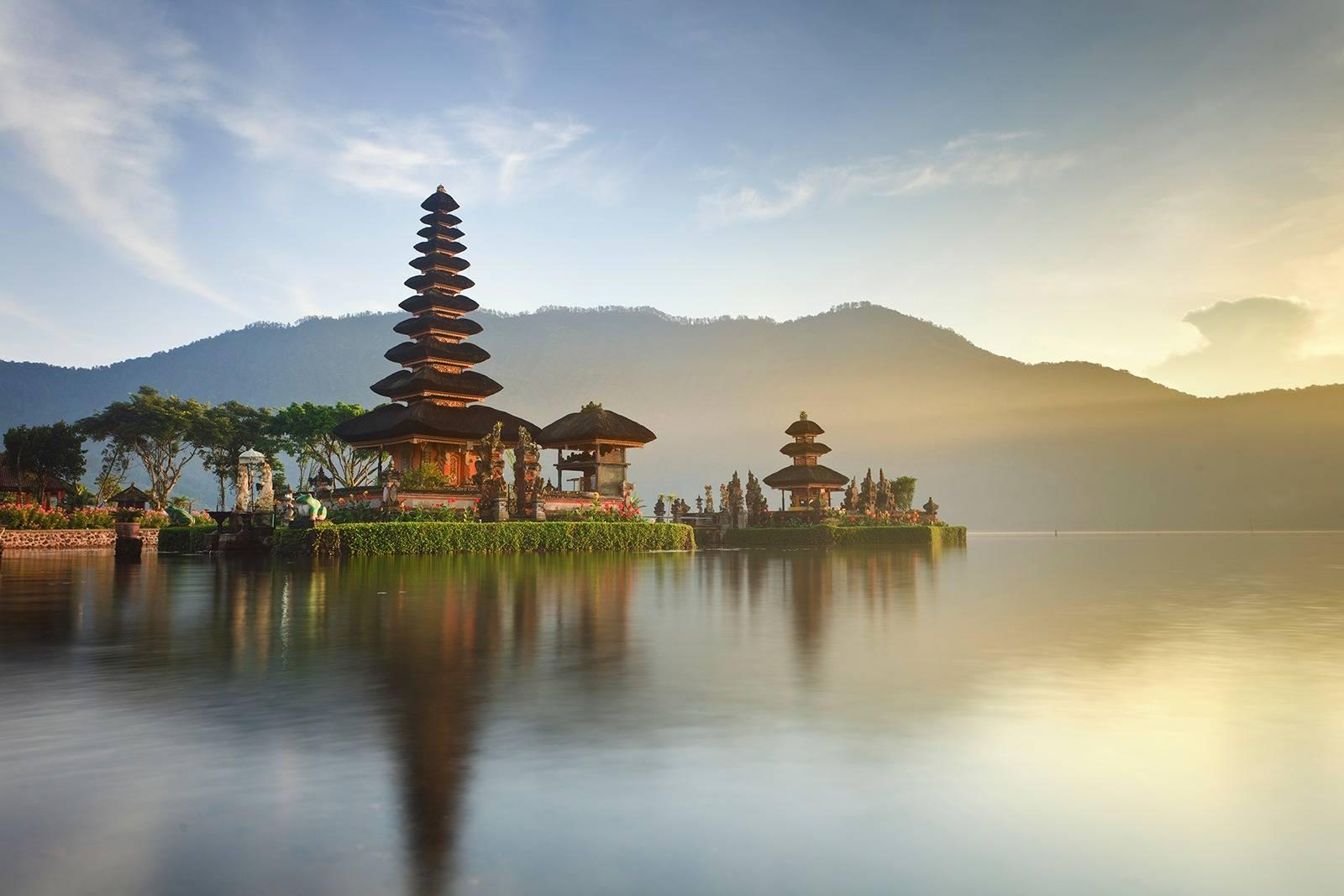 Roteiro pela Indonésia