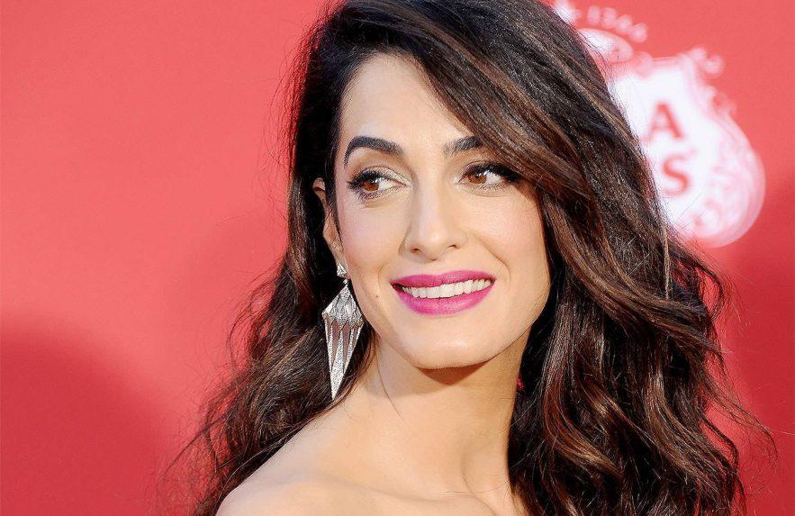 Inspire-se no estilo de Amal Clooney
