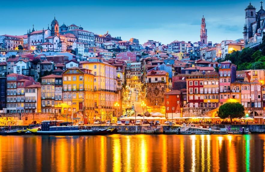 Viagem Sugar: Portugal