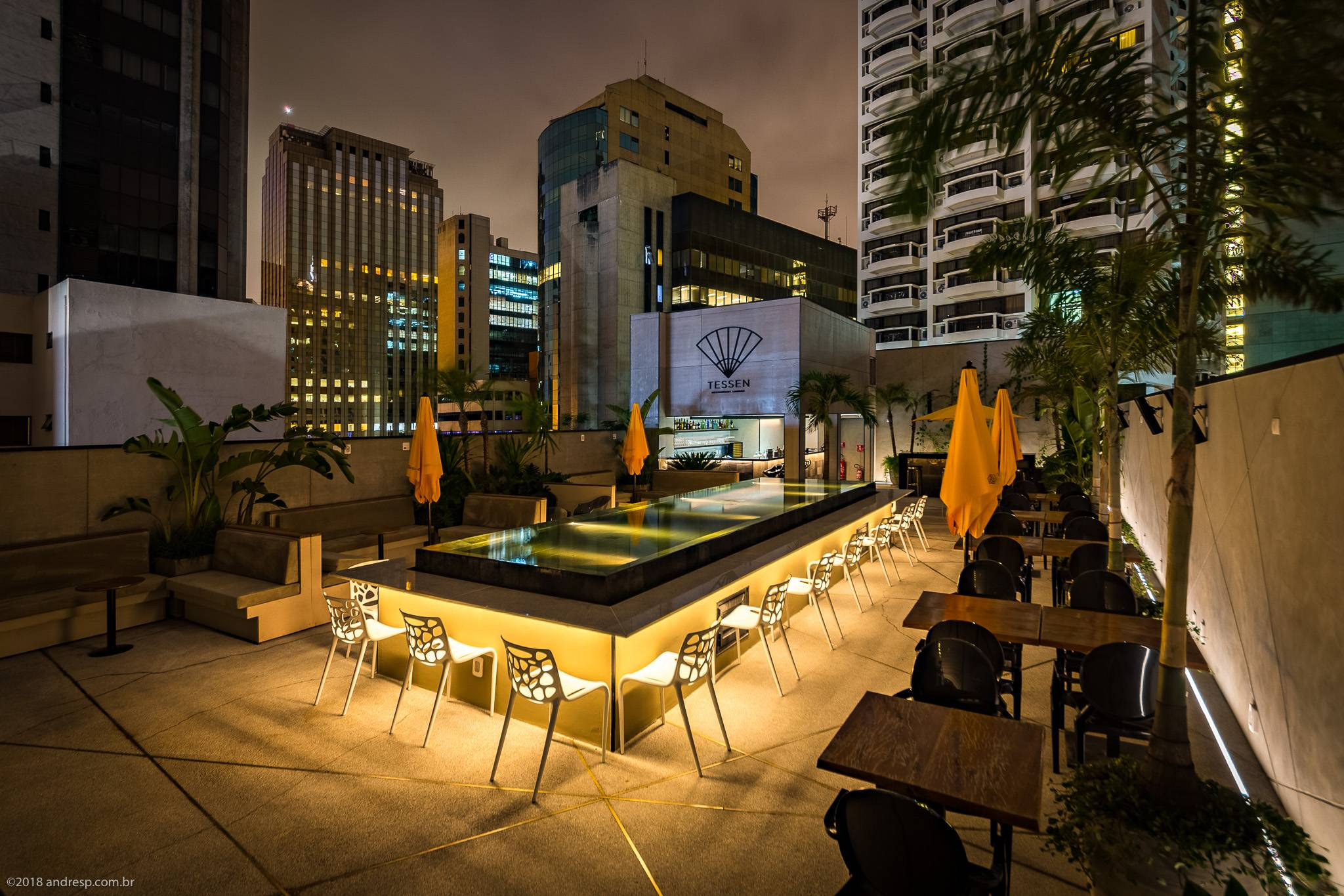 Conheça o Tessen, novo bar e restaurante em São Paulo