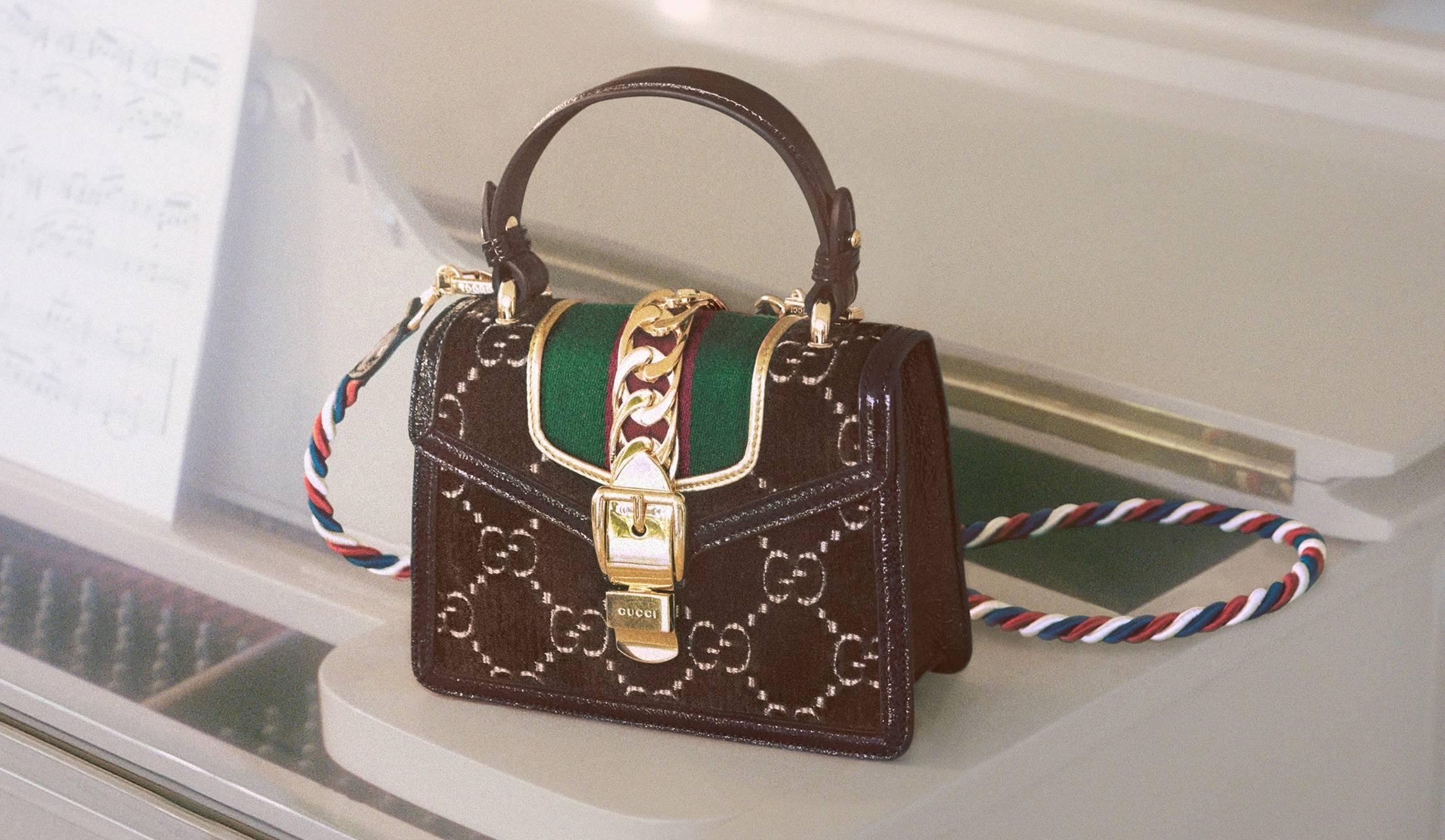 Nova loja da Gucci no Brasil