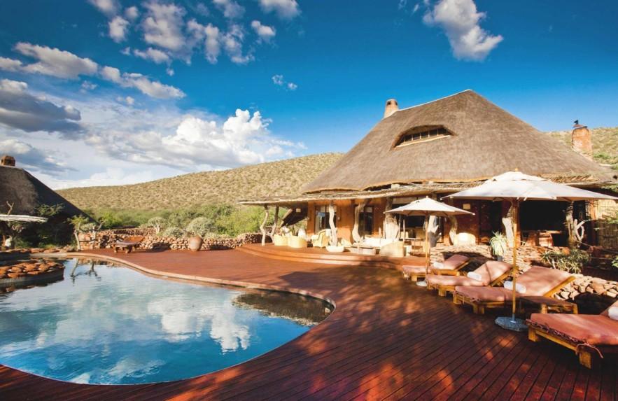3 resorts de luxo pelo mundo