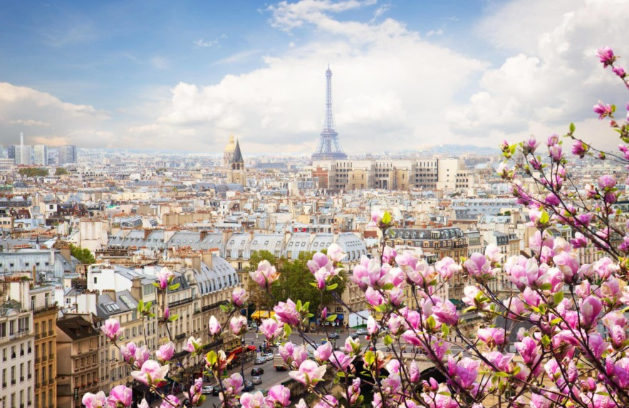 Programas românticos para se fazer em Paris