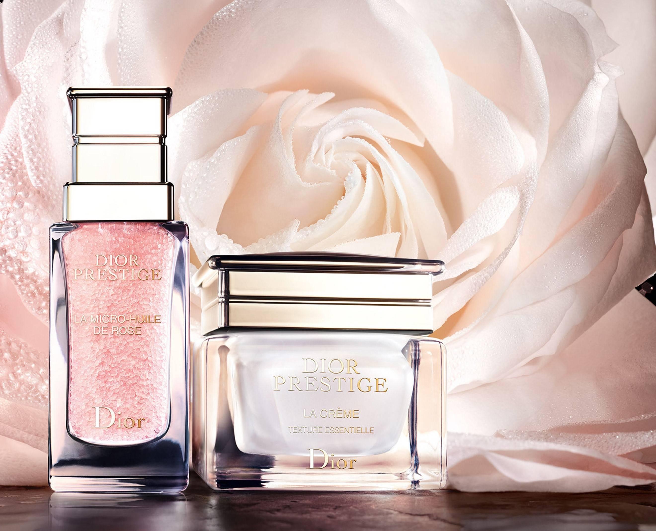 Conheça a linha exclusiva da Dior à base de rosas