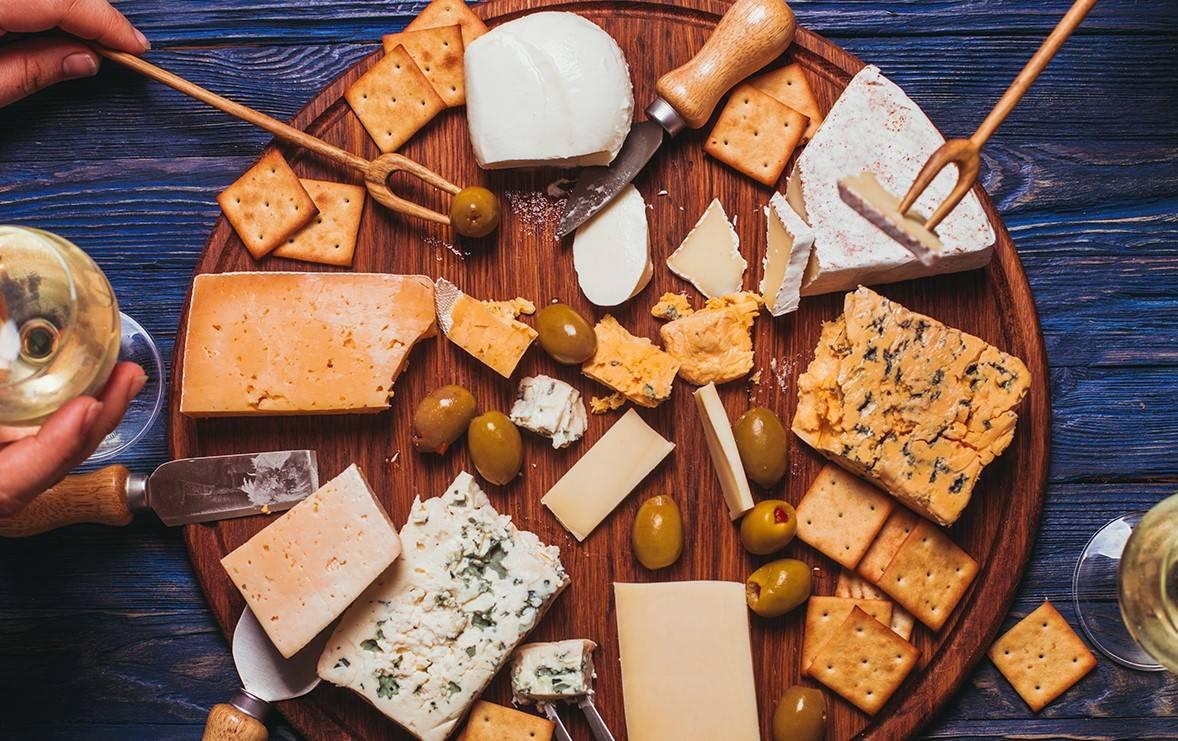 Aprenda a montar uma tábua de queijos, Sugar Baby