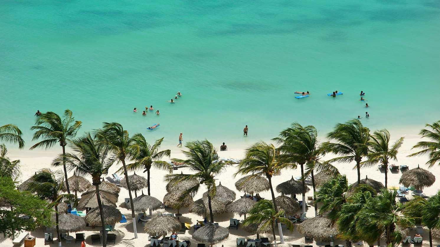 Viagem Sugar: Aruba