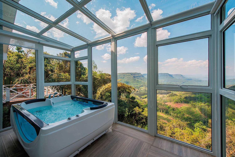 Conheça o primeiro hotel 6 estrelas do Brasil