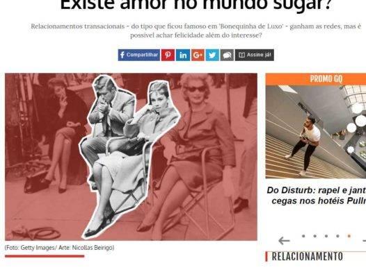 Existe amor no mundo sugar?
