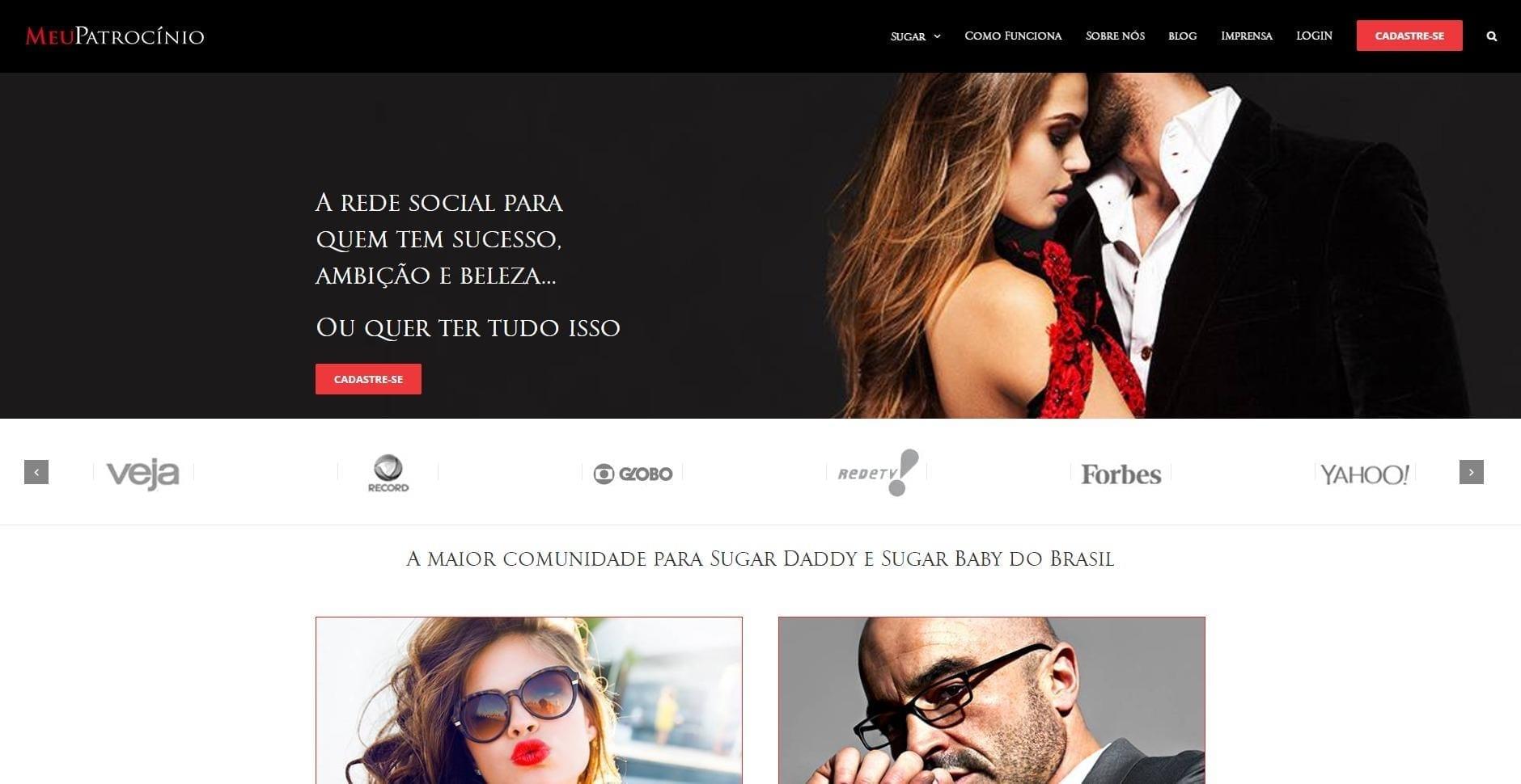 Site de Relacionamento Sugar revela mais de 235 mil usuários em São Paulo