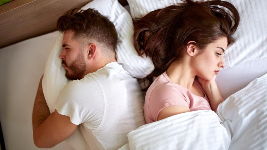 Casamento infeliz? Cuidado com a saúde!