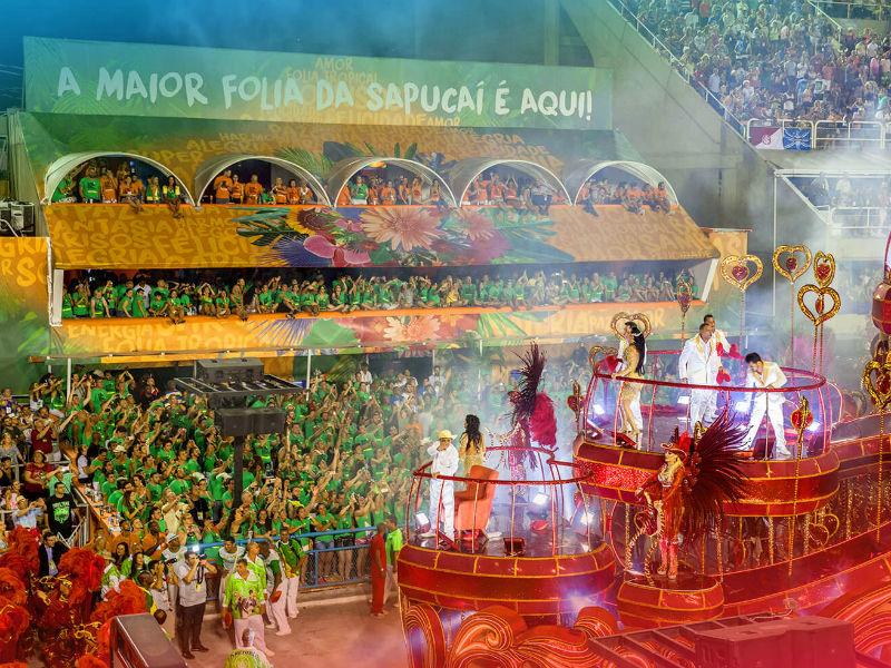 Onde acontece o melhor carnaval do brasil?