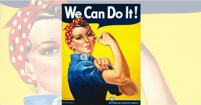 No dia da mulher, elas afirmam que podem tudo!