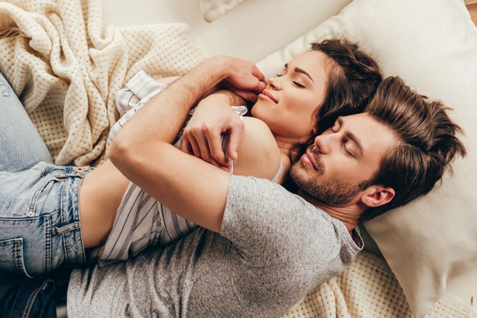 Você viveria um relacionamento sem sexo?