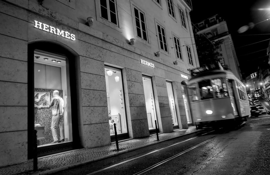 Marcas de Luxo: Hermès